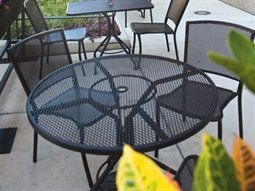 Woodard Wrought Iron Cafe Series Collection at PatioLiving.com