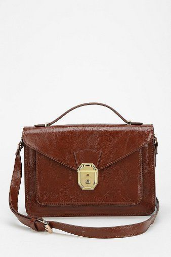 Cooperative Alexis Push-Lock Crossbody Bag