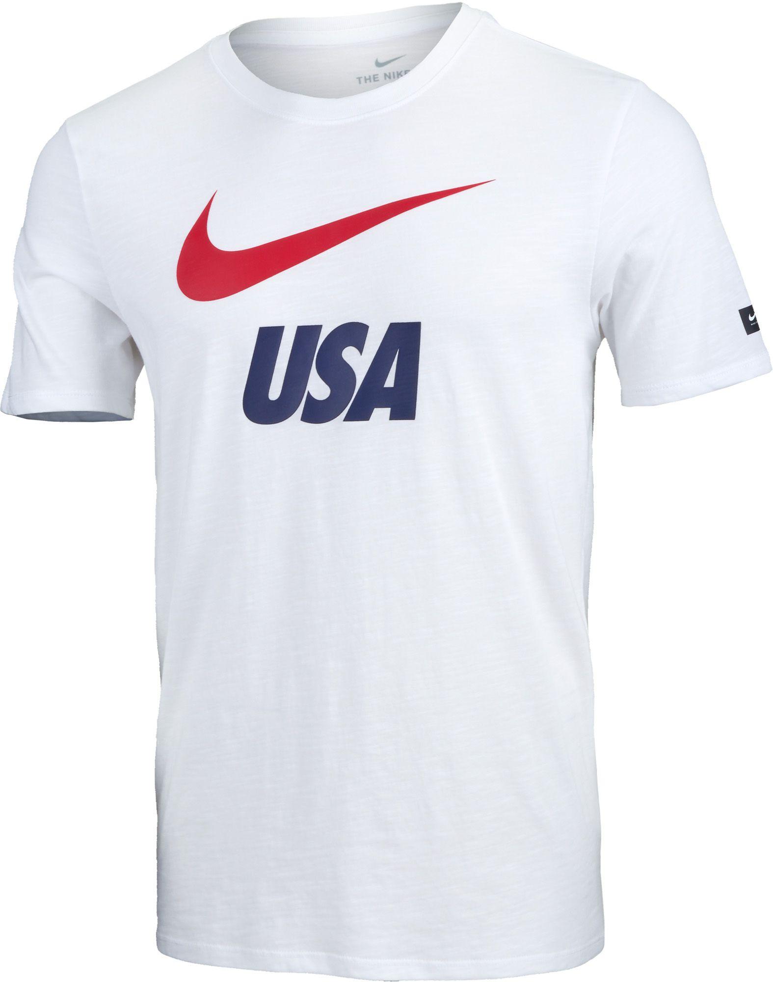 Kids Nike USA Slub Tee. Buy it from SoccerPro right now. 2301002ec2