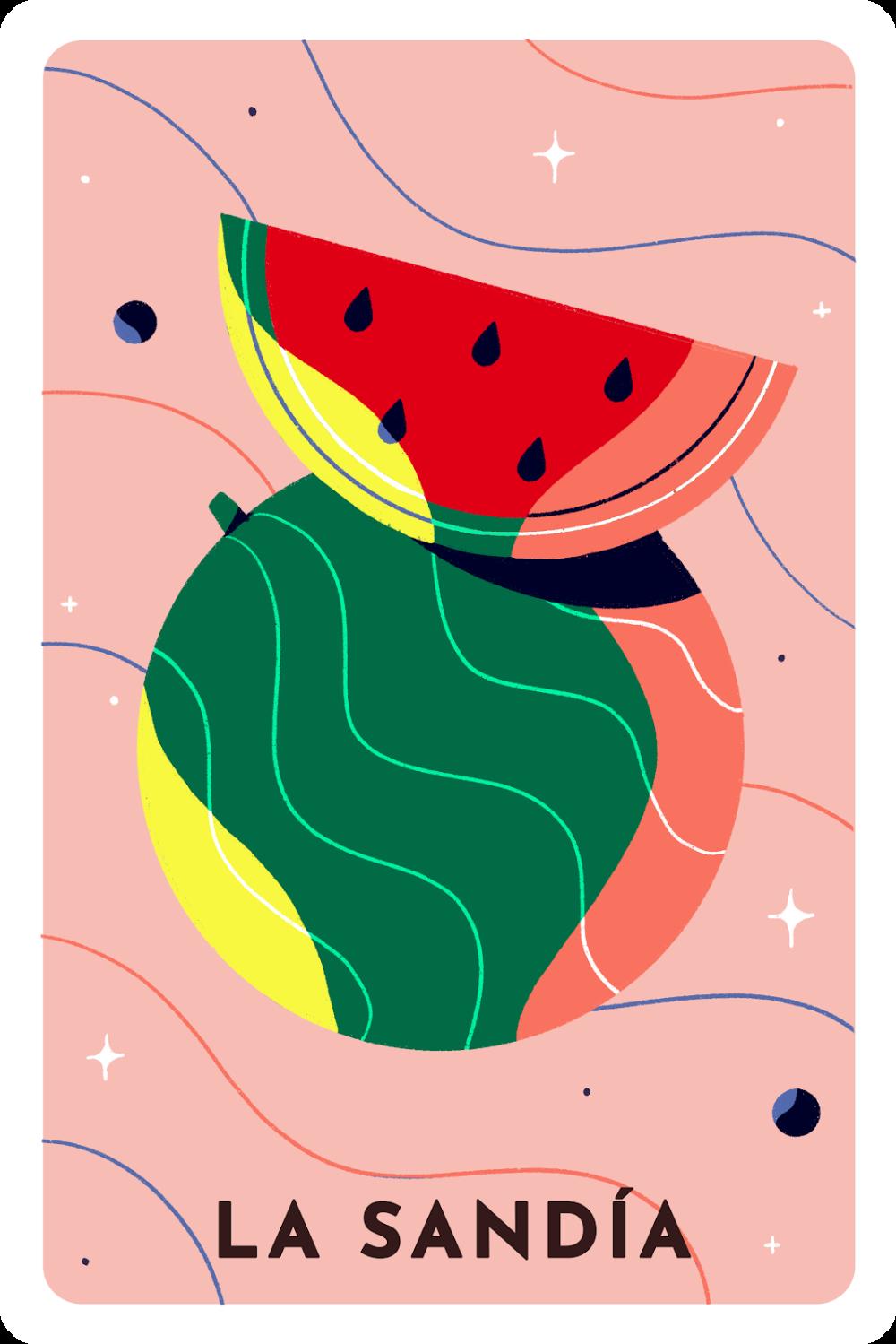 Celebrating Lotería! in 2020 Card illustration, Loteria