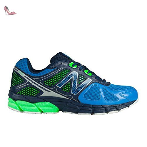 NEW BALANCE - M670 Running Fitness - Baskets Sportives, homme, bleu  (electric blue 6120b780a738