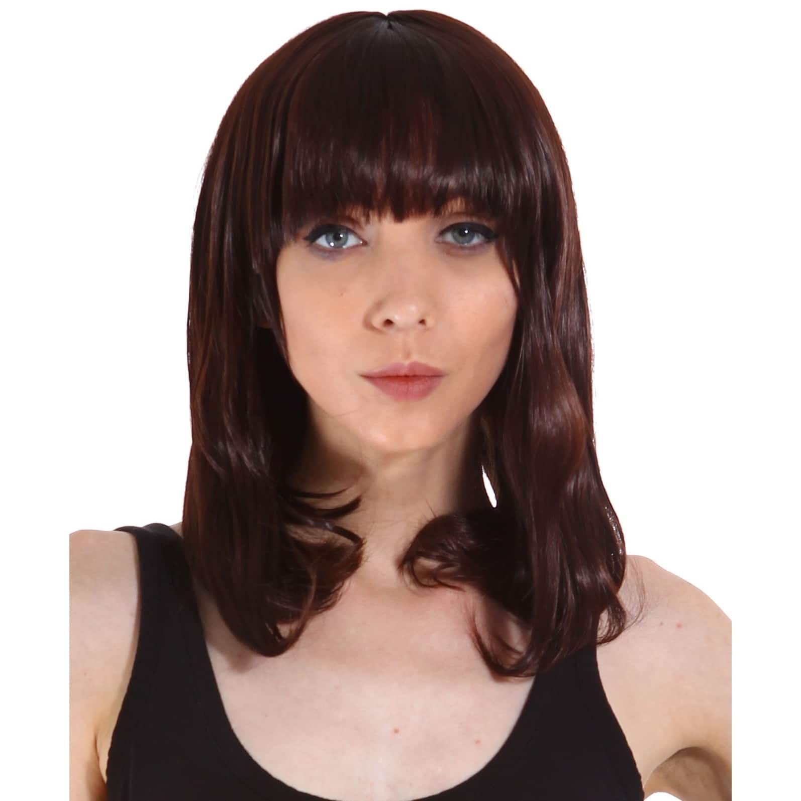 Simplicity Women s Daily Wear and Costume Wig -  b9ea25c11