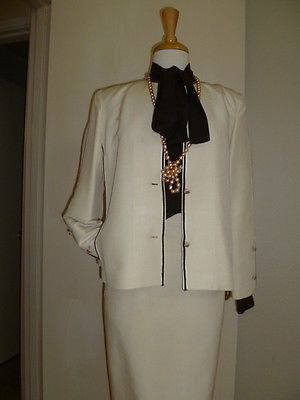 Chanel suit from New York Doll