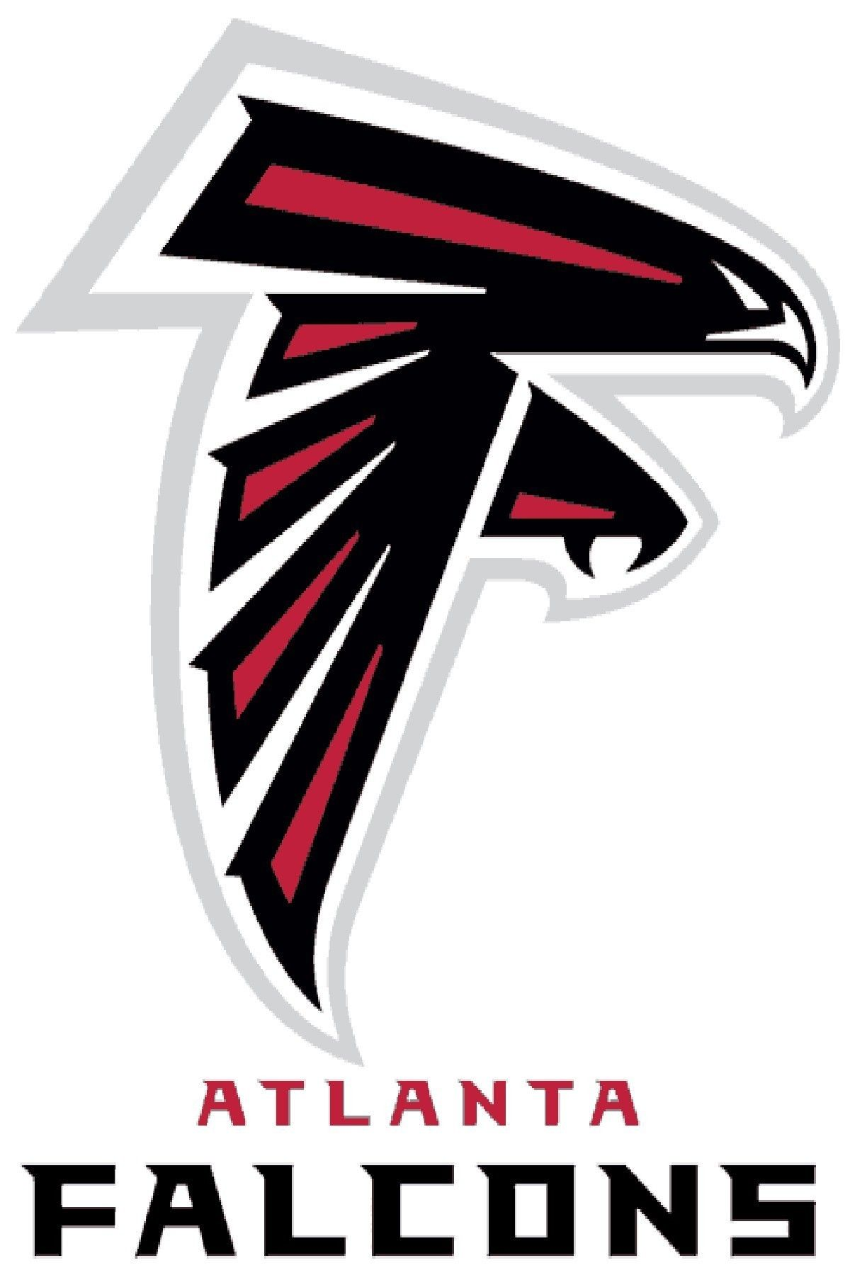 Logo Atlanta Falcons Logo Atlanta Falcons Football Atlanta Falcons Decal