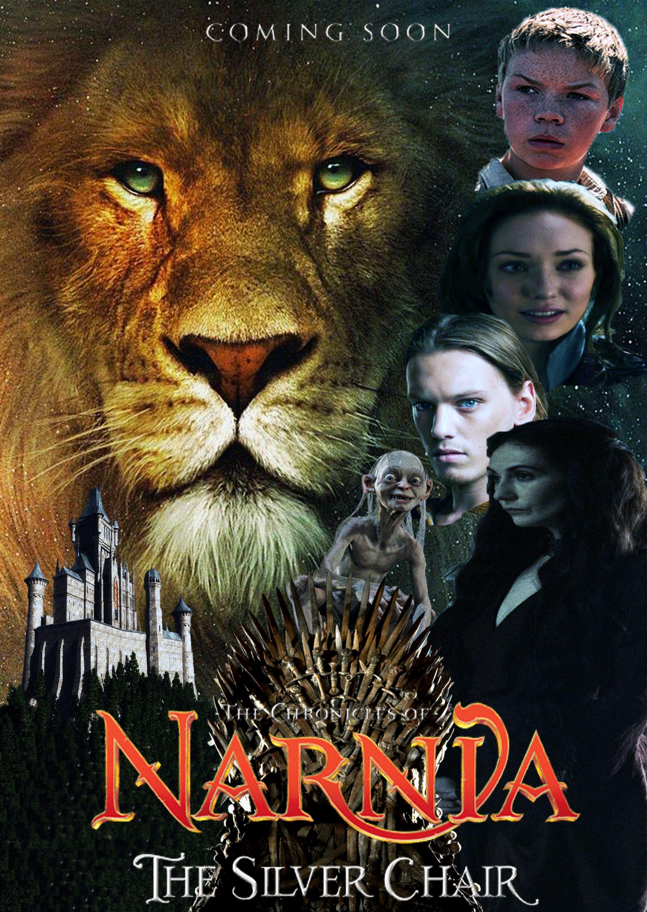 Narnia 4 The Silver Chair Narnia Narnia Chronicles Of Narnia