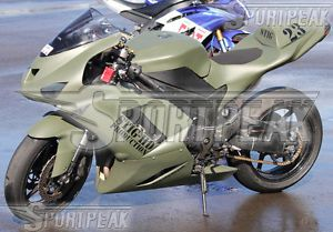 A Fit Fairing For Kawasaki Ninja Zx6r Zx 6r 636 Zx636 07 08 2007