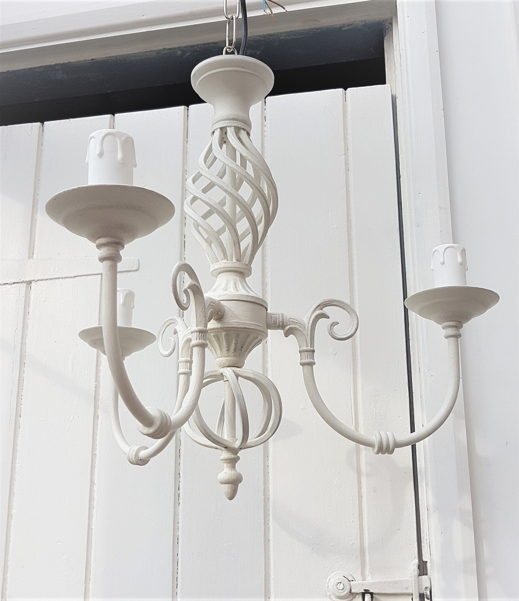 3 Light Uk Usa Or Europe Fitting Vintage Pendant Lighting Fixture Rewired And Upcycled In O Vintage Pendant Lighting Iron Pendant Light Pendant Light Fixtures