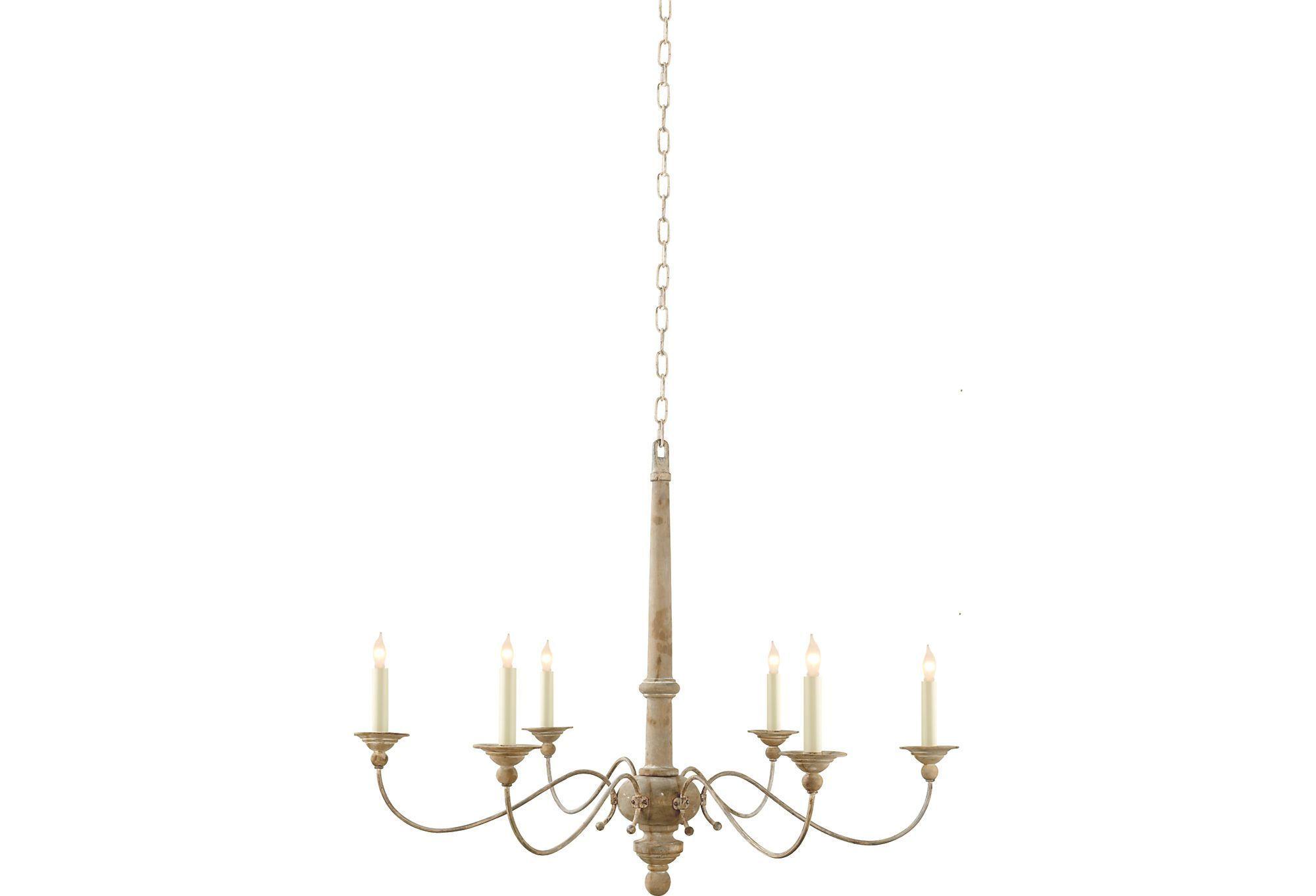 Country chandelier belgian white one kings lane lighting country chandelier belgian white one kings lane arubaitofo Images