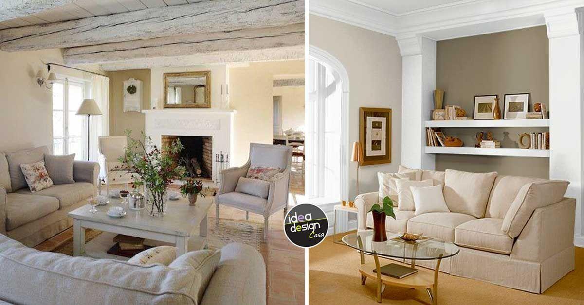 Color tortora sulle pareti per una casa magnifica 15 idee for Colori per salone