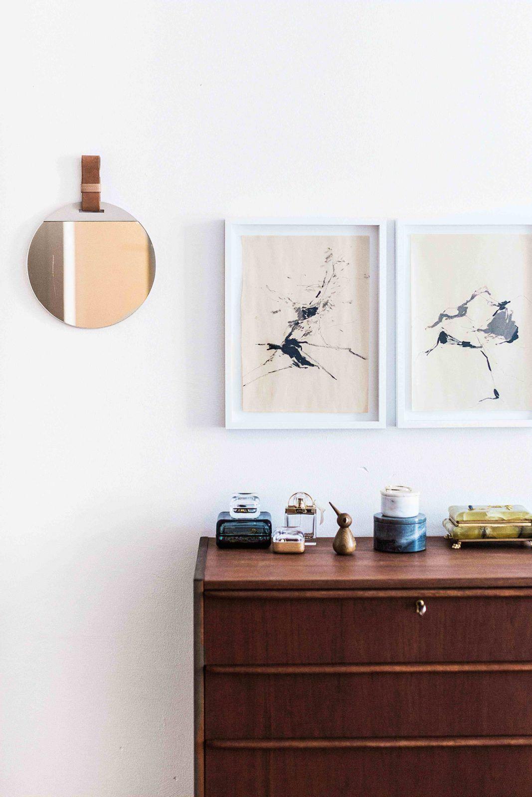 Wohnzimmer spiegelmöbel von der politik zur produktpoesie unsere homestory mit anna von