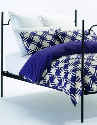 Houndstooth Bed Linen, Karen Walker Bedding