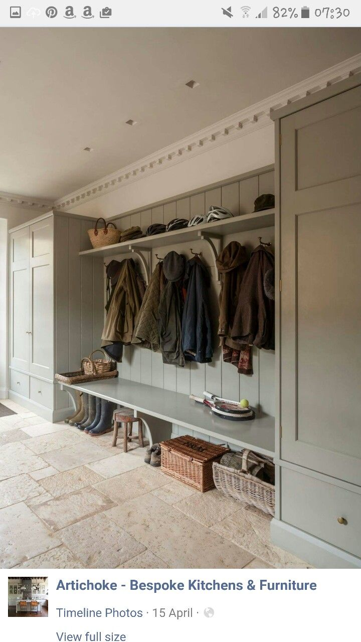 Pin By Michelle Filiau Boudreau On Boot Room English Country Kitchens Country Kitchen Designs Boot Room Build me home mudroom edition