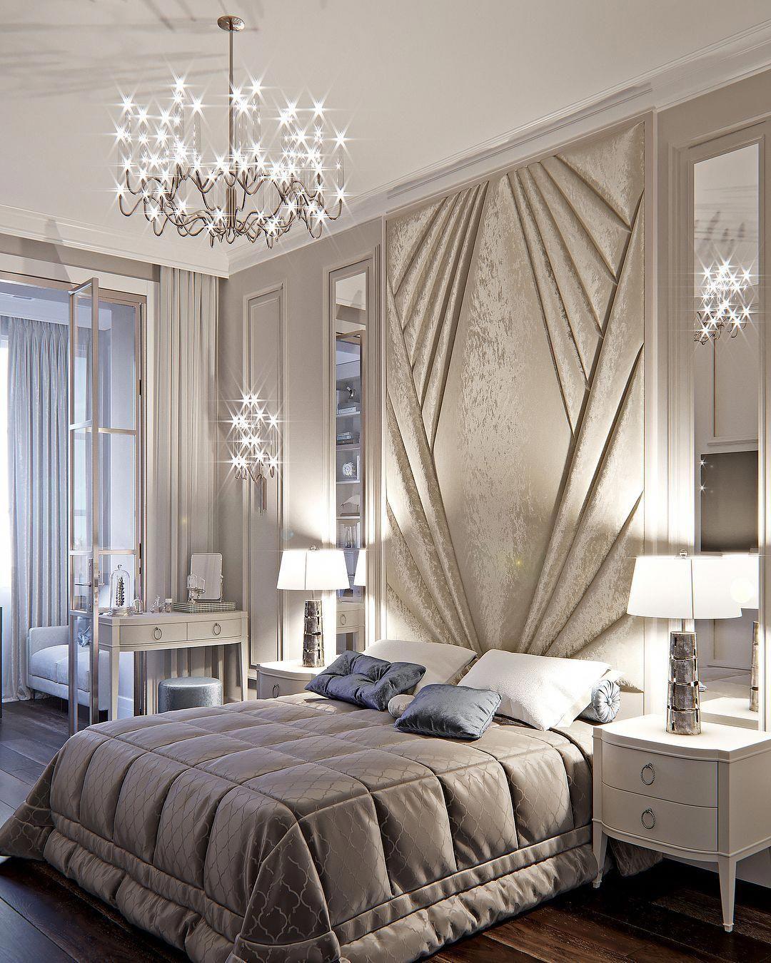 10 Modernes Dekor Tipps für ein LuxusSchlafzimmerDesign