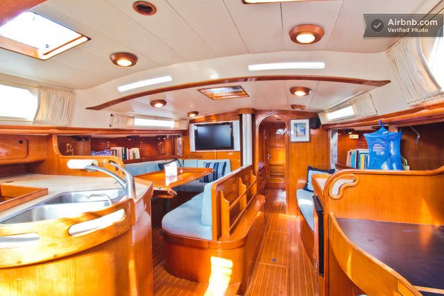 Sailing Yacht Sleep Under The Stars In Marina Del Rey Sleeping Under The Stars Oxnard Vacation Rental