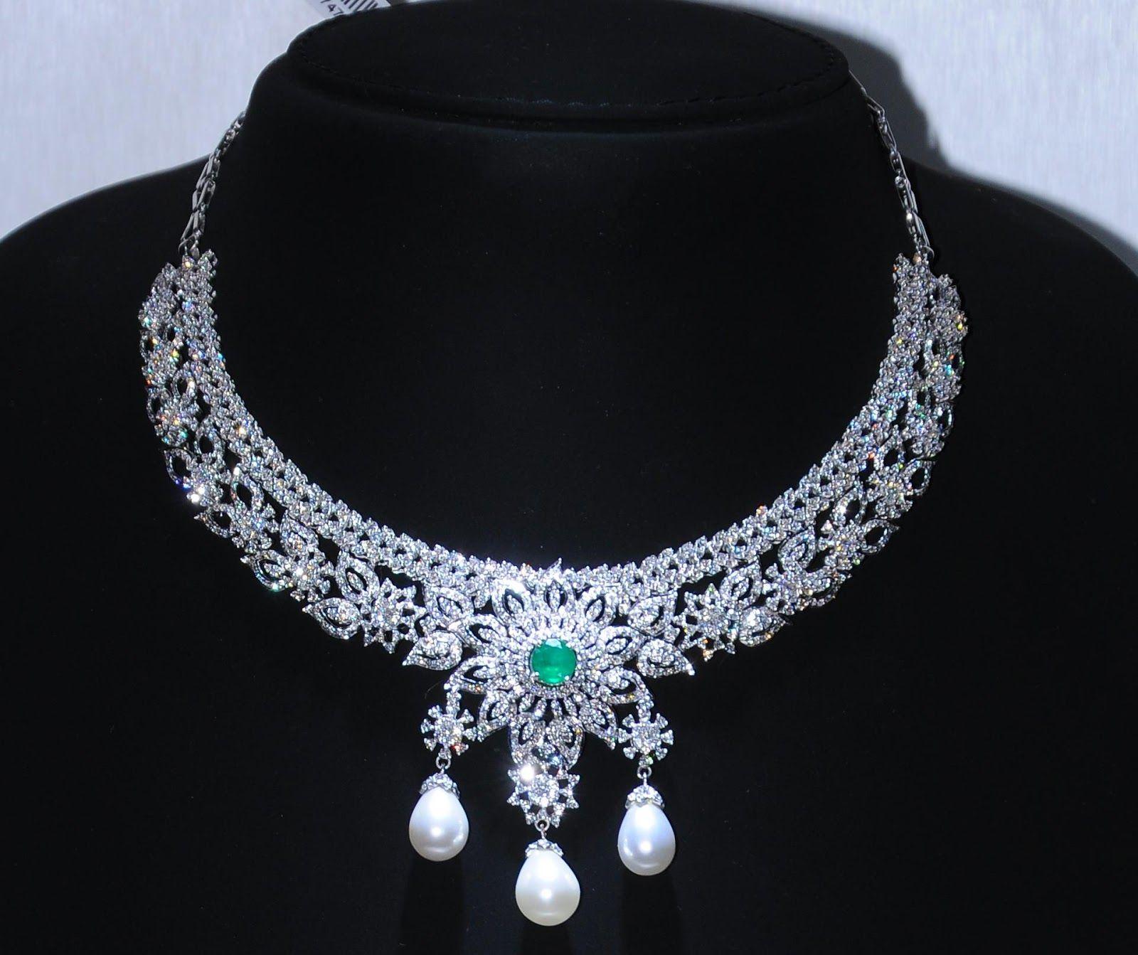 diamond-necklaces-for-girls-111.jpg 1,600×1,343 pixels | Jewelry ...