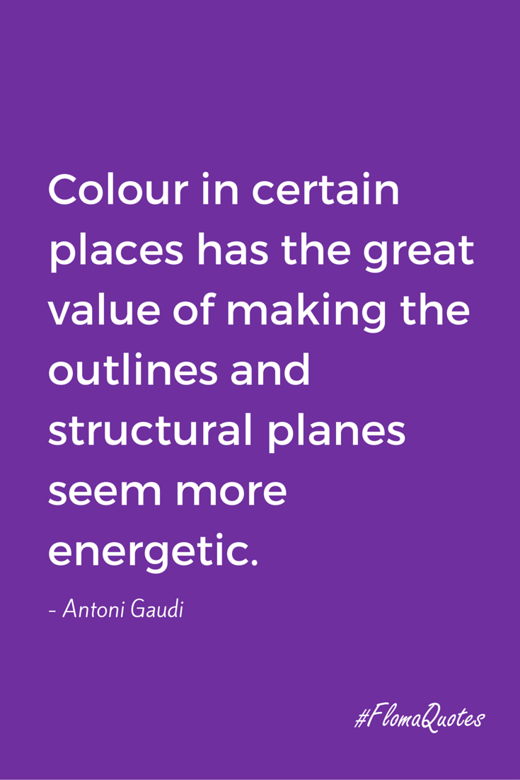 Colours Do Magic In Any Interior Inspirational Quotes Design Quotes