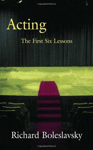Theatre Arts: An Interdisciplinary Approach | Higher Education