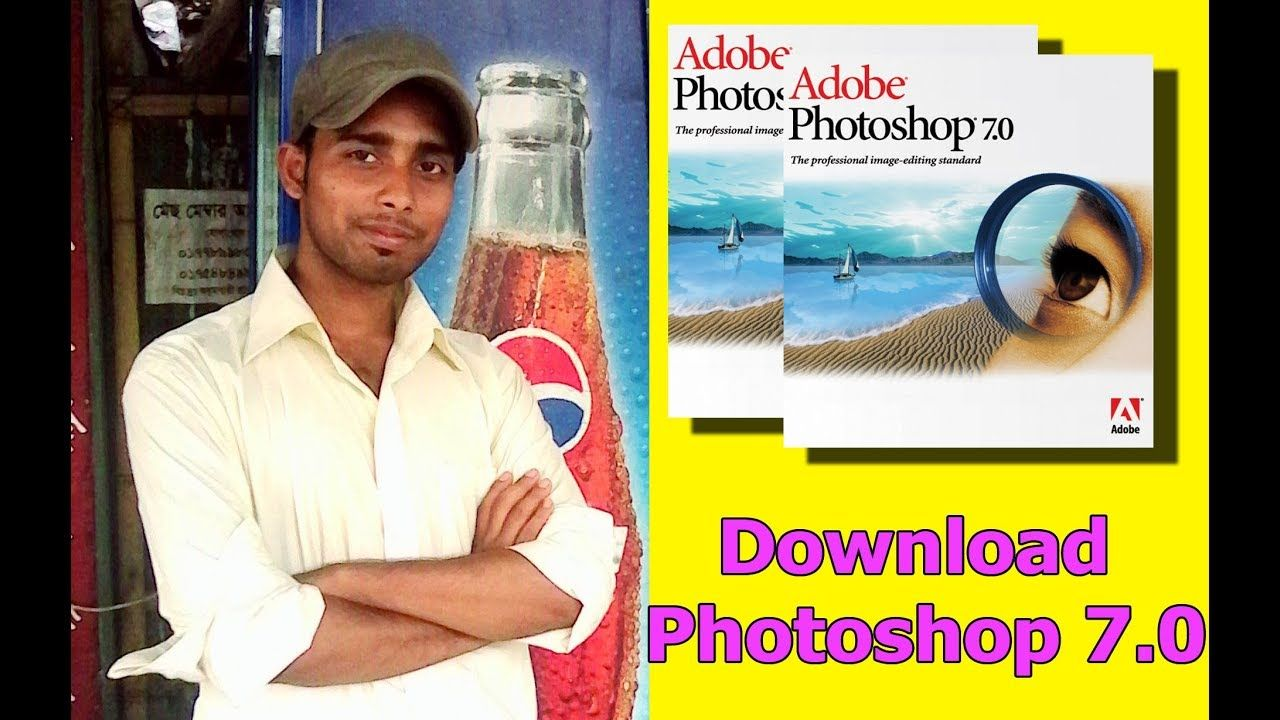 Download adobe 70 setup professional step by