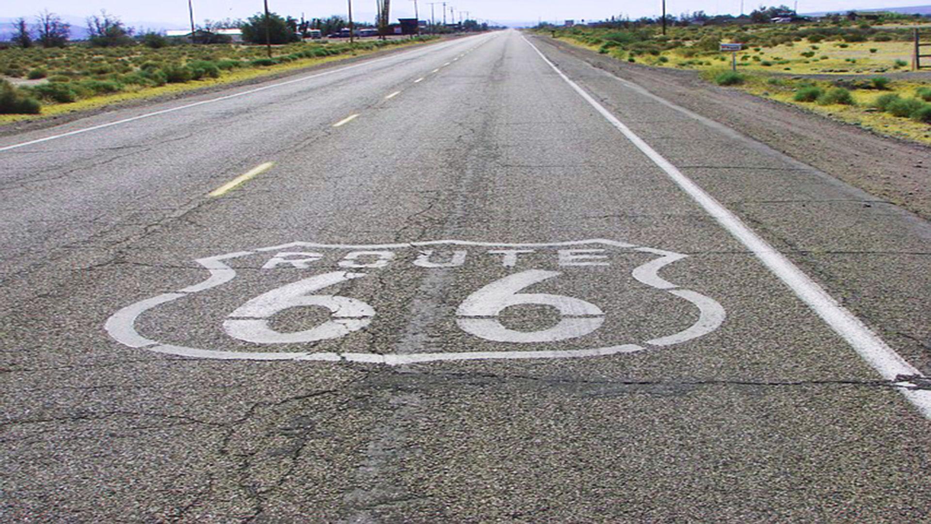 """16 Tage entlang der Route 66 von Chicago nach Los Angeles - Tolle Rundreise für jeden Fan der """"Mother Road"""". #usamietwagentips #usa #route66 [Foto: Pixabay]"""
