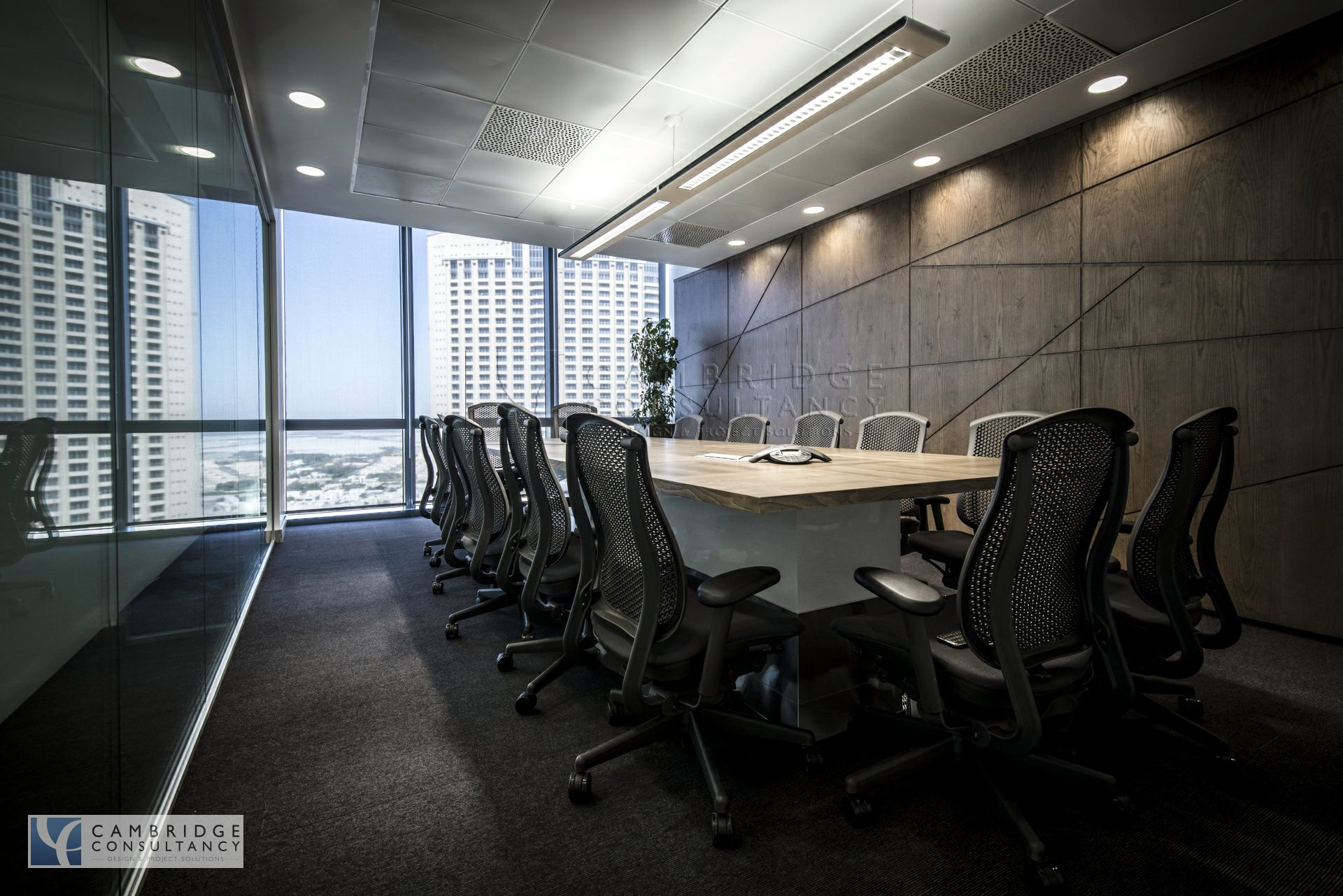 Wsp Office Modern Design Open Ceiling Industrial Aluminium Spiral Ac Ducting All Those Elements Make An Amazing Space De Office Space Office Design Design
