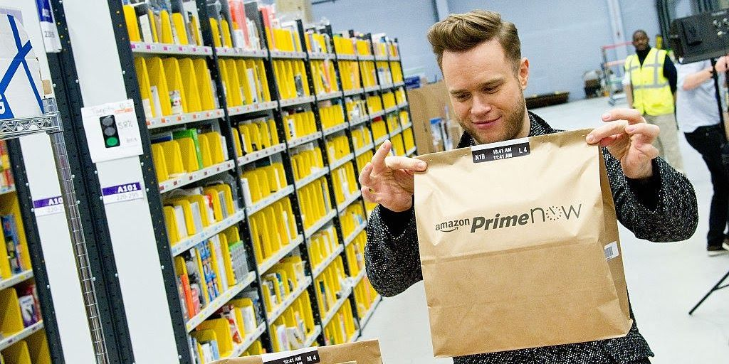 Amazon hit an alltime high of 1830.99 on Monday morning