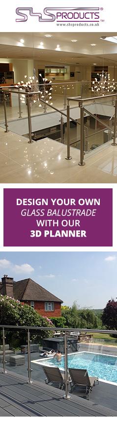 Best Shs Professional Balustrade Glass Balustrade Outdoor 400 x 300