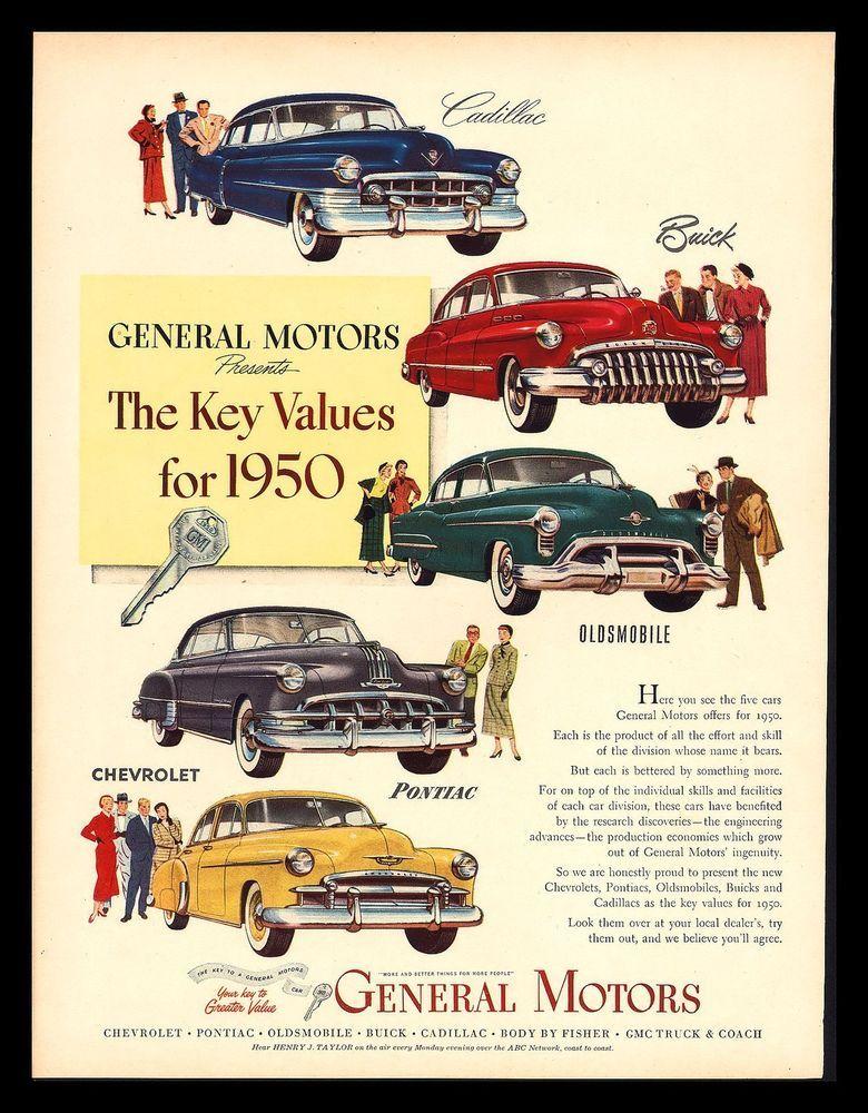 ORIGINAL 1950 \