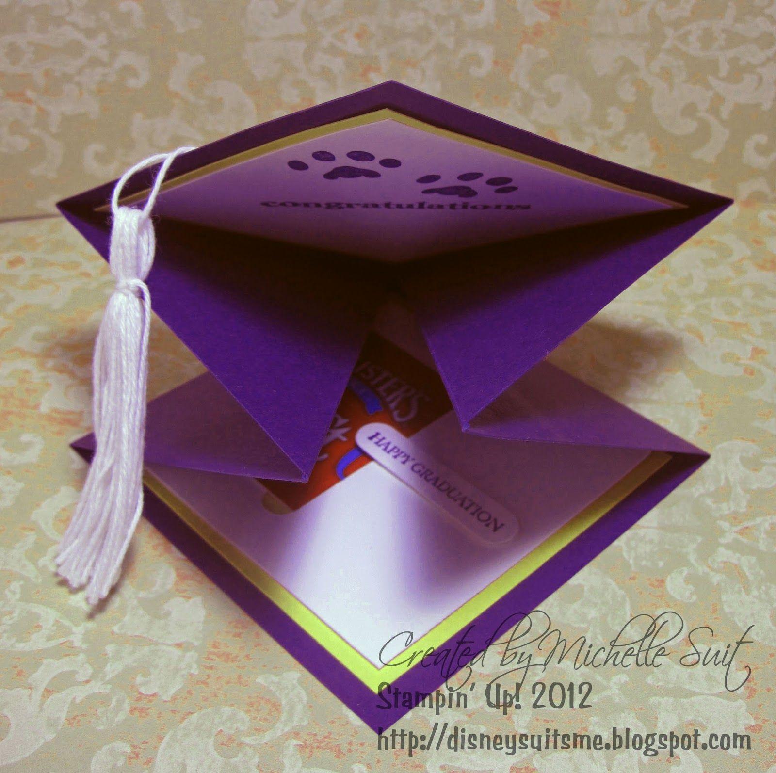 Graduation scrapbook ideas pinterest - Grad Card