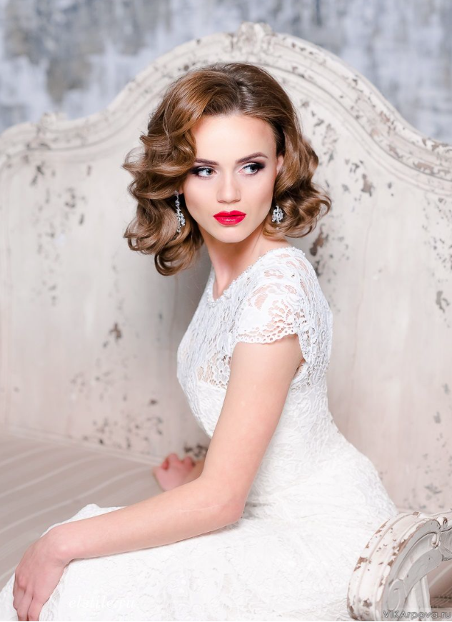 21 Peinados Para Novias Muy Elegantes Peinados Pinterest - Peinados-de-novia-elegantes