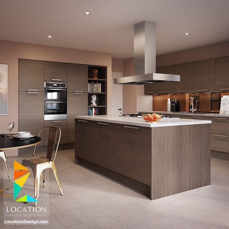 انواع المطابخ المنزلية لوكشين ديزين نت Kitchen Design Latest Kitchen Designs Cool Kitchens