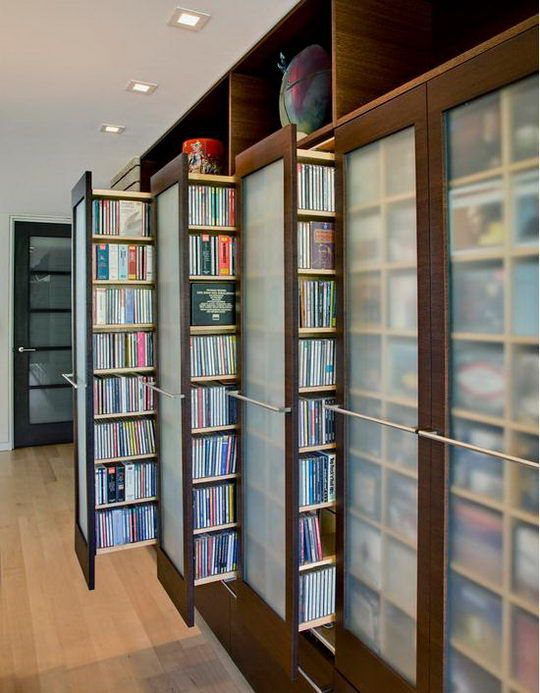 Neat Home Library Idea Library ideas Cozy and Books