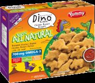 10 Minutes Cook Time Average Price Per Serv Gluten Free Organic Dinosaur Chicken Nuggets Frozen Chicken Chicken Nuggets