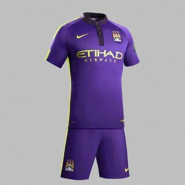 Manchester City estrenará uniforme en la Champions League