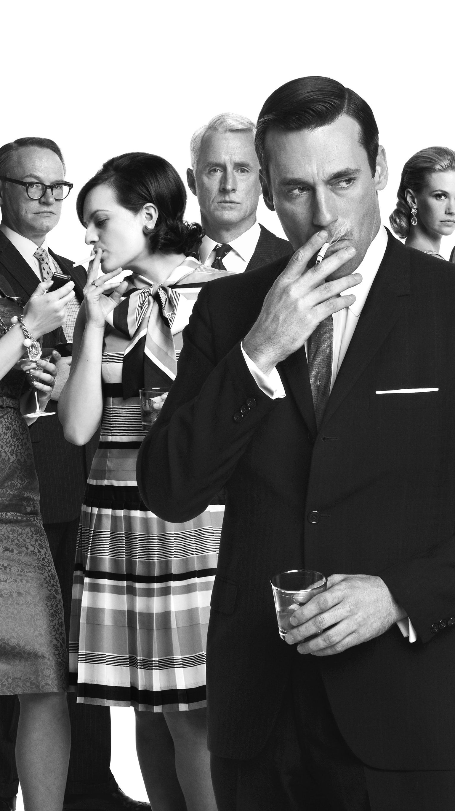 Mad Men Phone Wallpaper Hombres Locos Series Y Peliculas Actrices