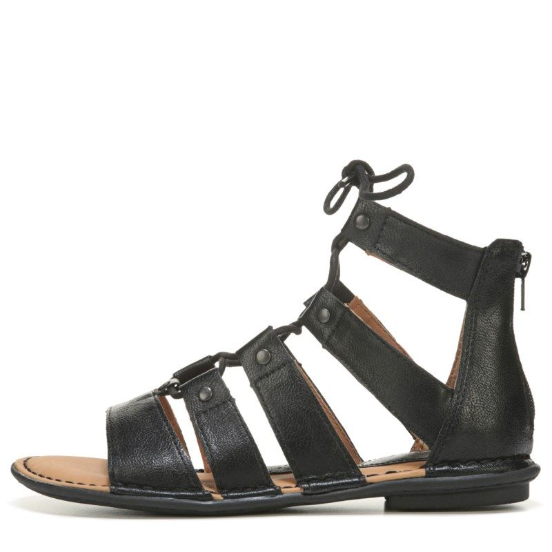 Womens BOC Cara Gladiator Sandal Black