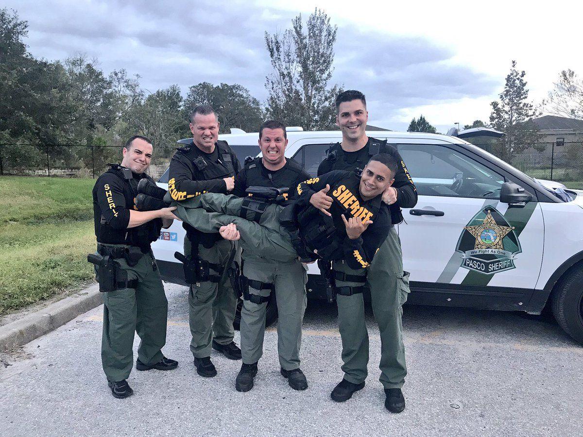 PASCO County, Florida | Live PD | Police dogs, Pasco county