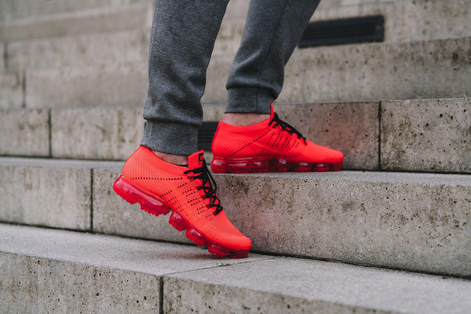 2f6a05a2ddb An On-Feet Look at the CLOT x Nike Air VaporMax Flyknit