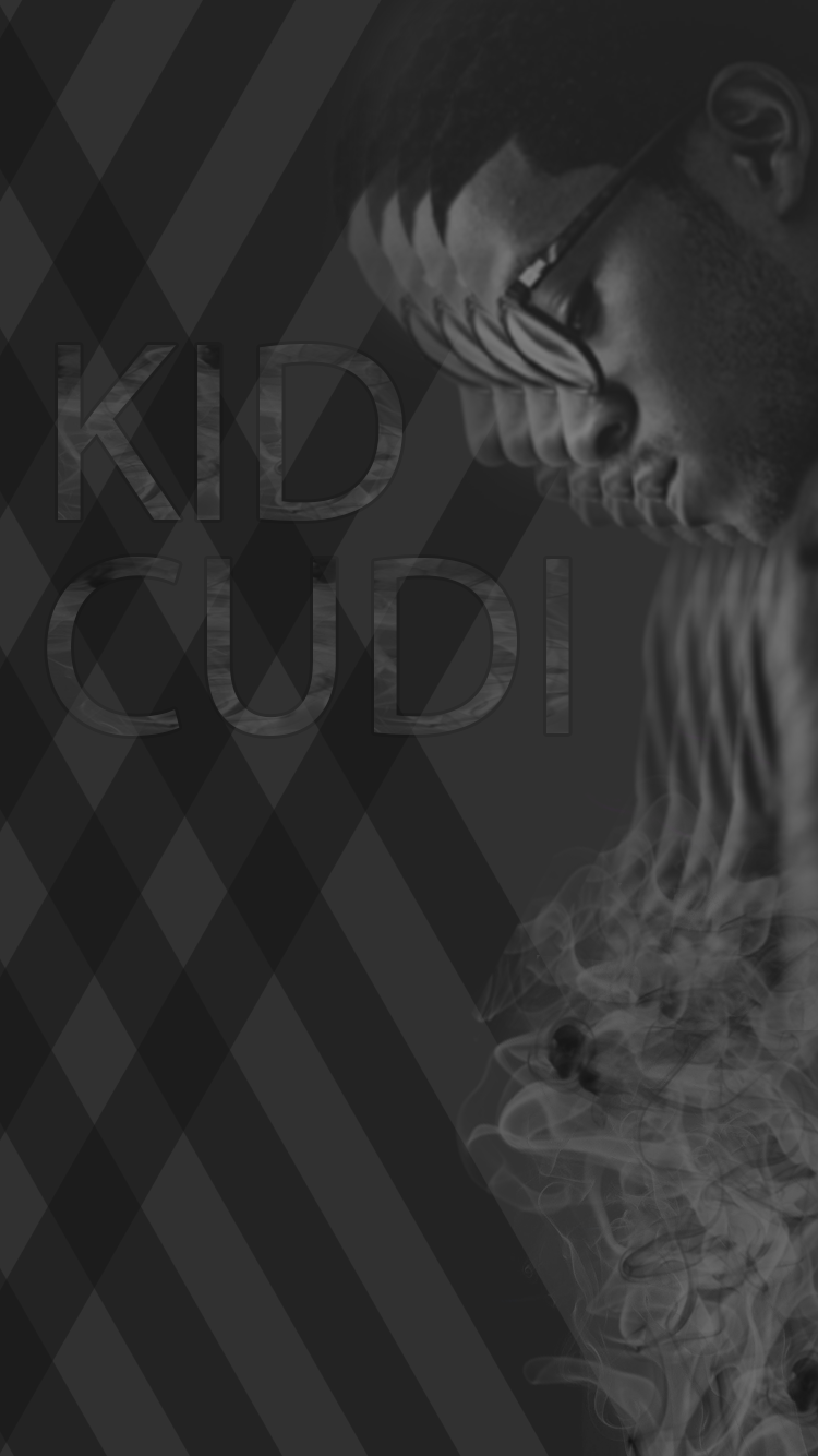 Kid Cudi IPhone Background 2 Iphone Backgrounds Wallpaper For