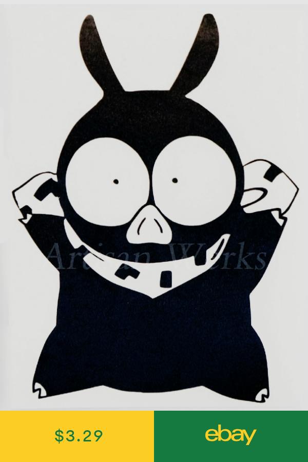 Pchan Ranma 1 2 P Chan Vinyl Decal Pig Shocked Manga Anime Car Window Laptop Anime Tattoos Dragon Ball Tattoo Art