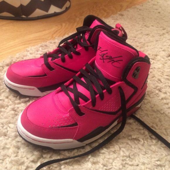 Pink Jordan flights | Pink jordans