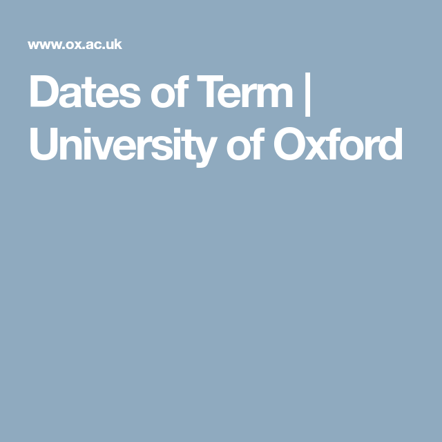 Oxford Uni dating site
