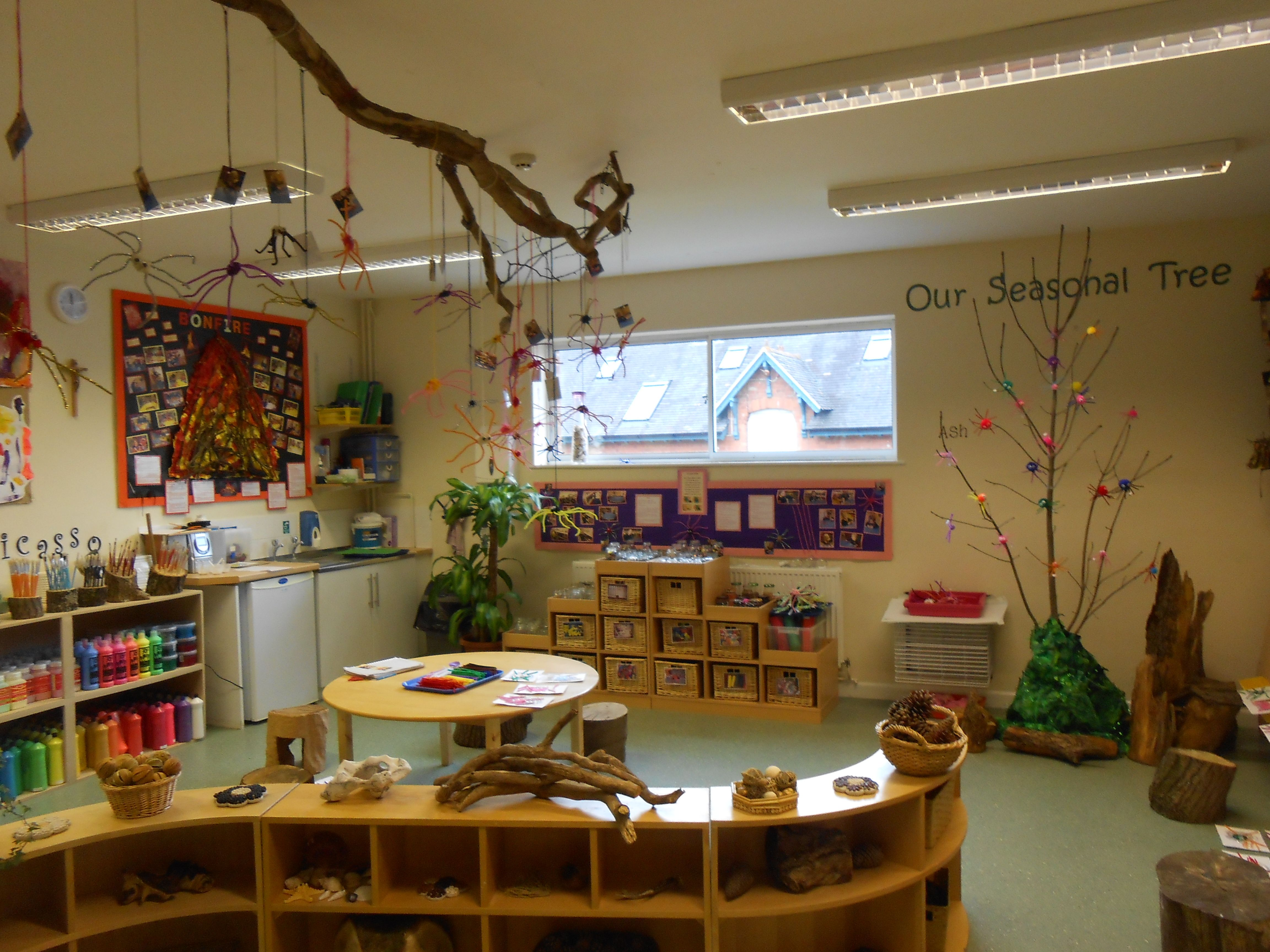 Classroom Layout Preschool ~ Reggio inspired outdoor environments from jennifer