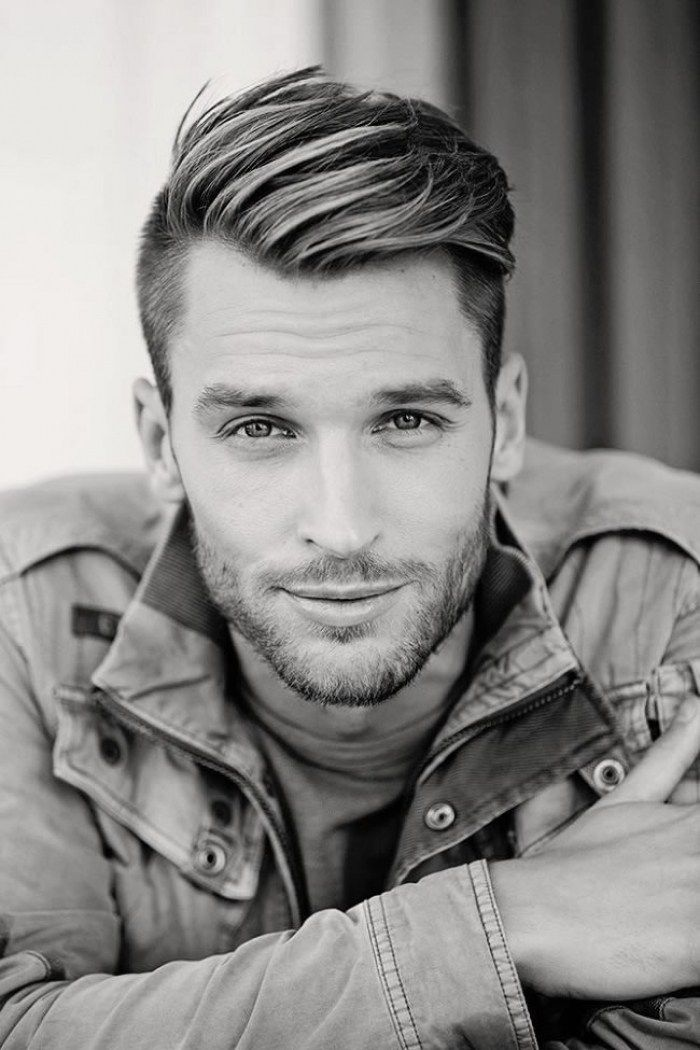 15 Mens Side Part Hairstyles Be The Trend Setter Of 2018 Hair