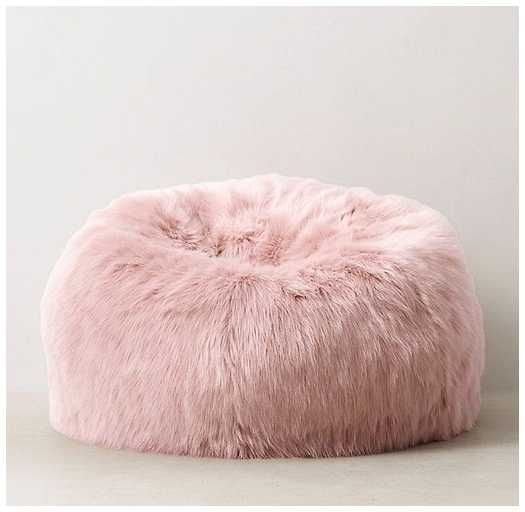 20+ Best Fuzzy Bean Bag Chair You Should See! , The Fuzzy Bean Bag