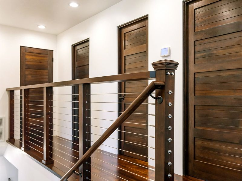 Great Cable Railing Images Posted By San Diego Cable Railings. A Variety Of Cable  Railing Images Containing Deck Railings, Cable Fencing, And Stairway  Railings.