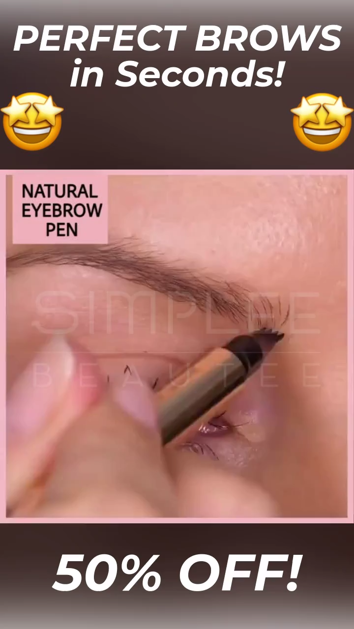 Photo of Micro Blading Eyebrow Tattoo Pen