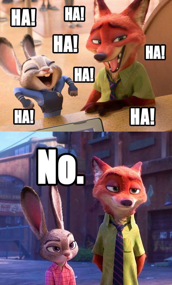 Funny Zootopia Memes : All joking a salad zootopia pinterest