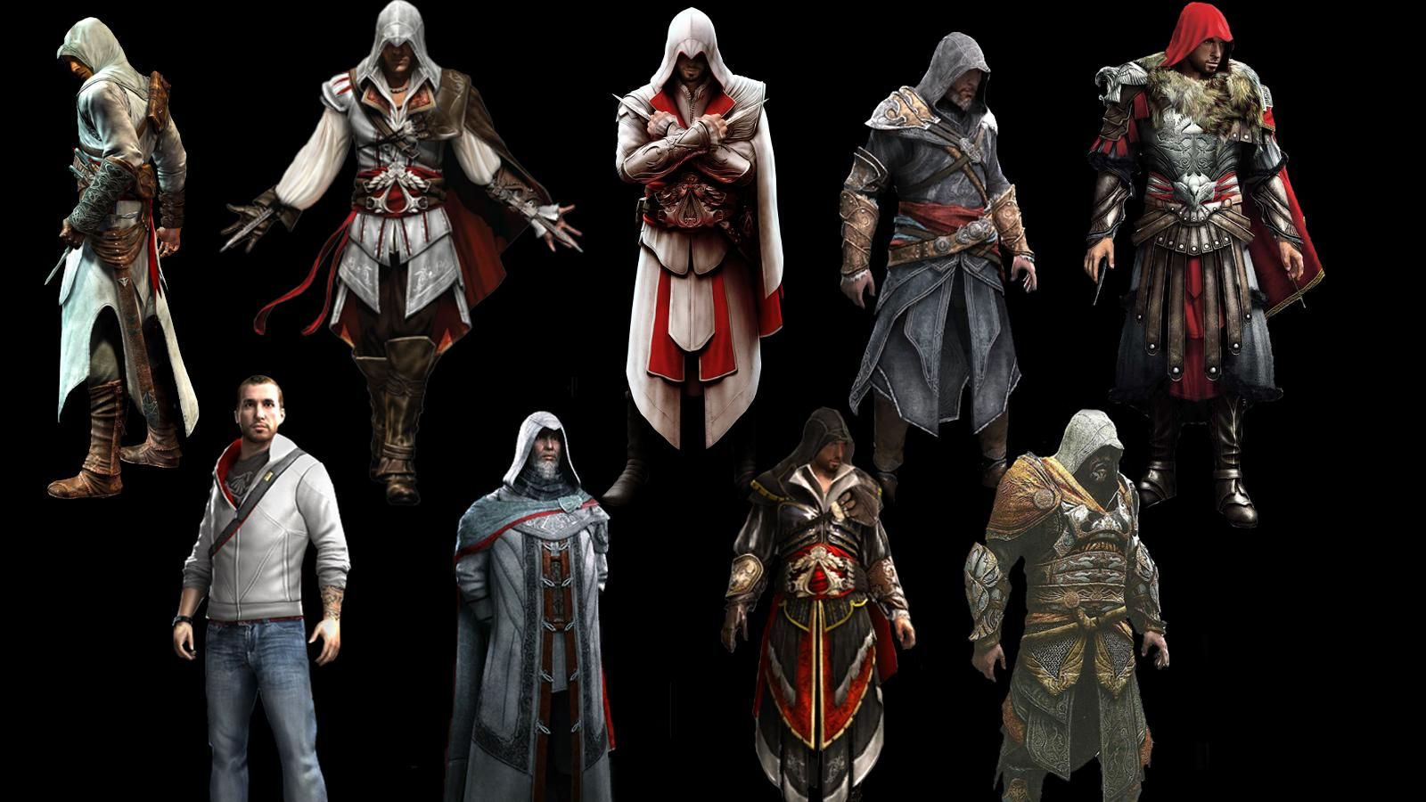 Assassin 39 S Creed Iii Quot Outfits Quot Menu Archive