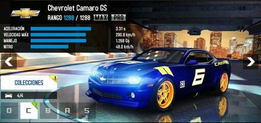 Chevrolet Camaro Gs Pro 3 De 90 Minecraftasphalt 8