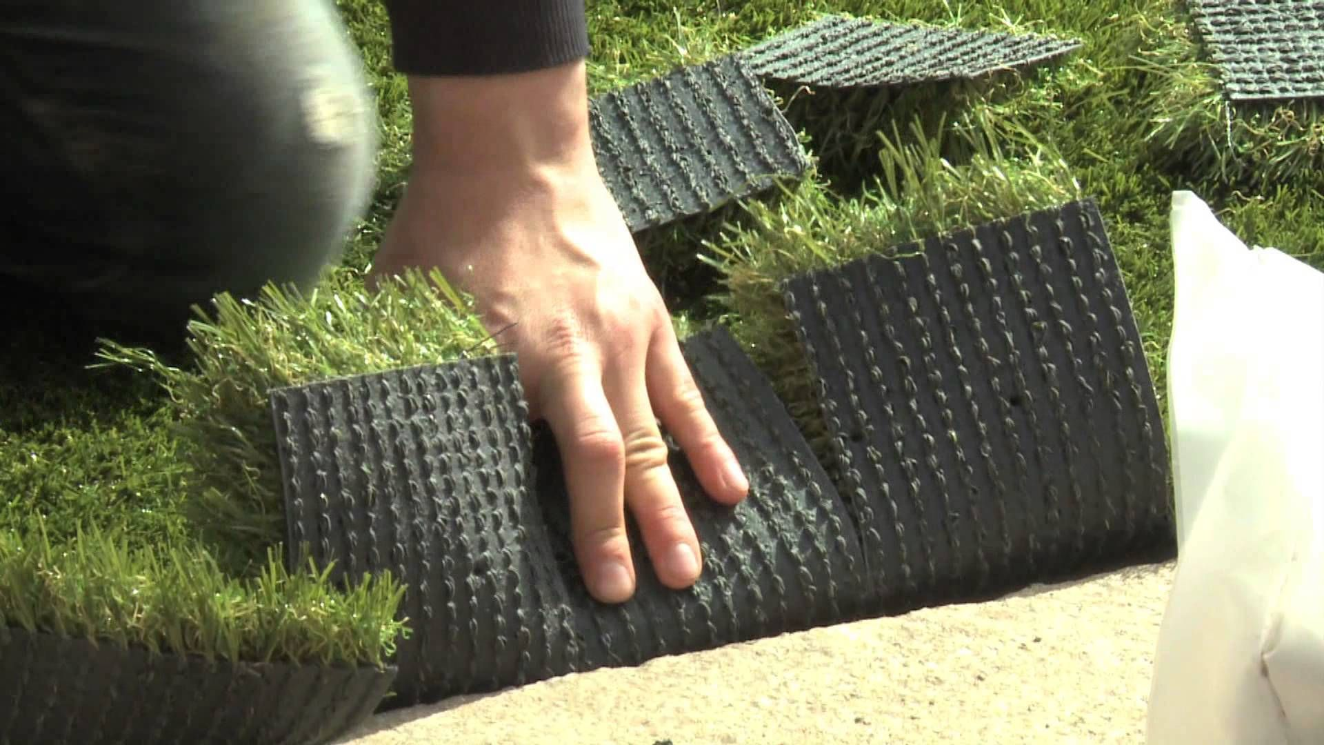 How to Install Artificial Grass DIY guide Artificial